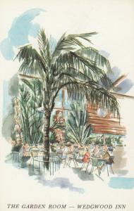 ST PETERSBURG , Florida , 50-60s ; Wedgewood Inn