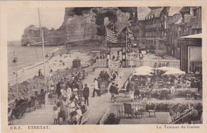 France Etretat La Terrase du Casino