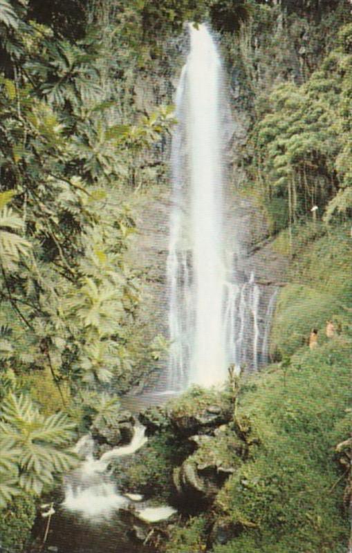 Hawaii Maui Wailua Falls