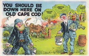 You Should be down here on Old Cape Cod! , 1940