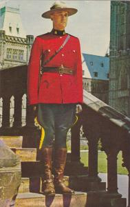 CANADA, PU-1970; A Member Of The Royal Canadian Mounted Police