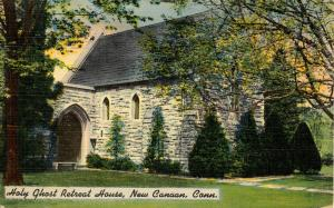 CT - New Canaan. Holy Ghost Retreat House