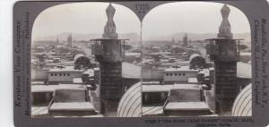 SV: 1910s ; The Street Called Straight , DAMASCUS , Syria