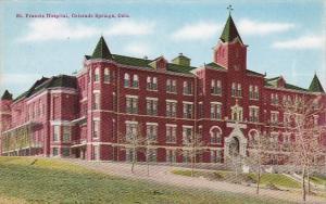 Colorado Springs Saint Francis Hospital