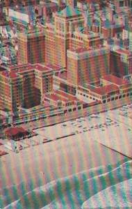 New Jersey Atlantic City Chalfonte-Haddon Hall 1956
