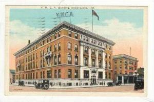 YMCA Building, Indianapolis, Indiana, 1934 PU