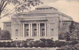 Virginia Hampton Robert C Ogden Auditiorium Hampton Institute Albertype