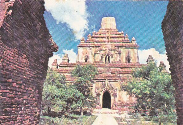 Mayanmar Burma Sulamani Temple Pagan