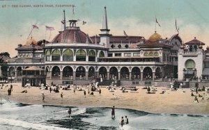SANTA CRUZ, California, 00-10s; The Casino