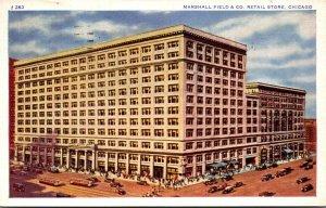 Illinois Chicago Marshall Field & Company Retail Store 1936