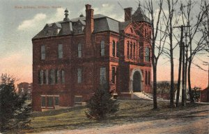 LPS09 Kittery Maine Rice Library Postcard
