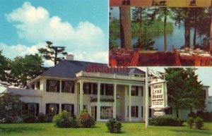 TOWNE LYNE HOUSE, LYNNFIELD, MA. on Route U.S. 1 overlooking Suntaug Lake