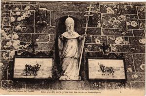 CPA   Carnac - Saint-Cornély et ses brents Saint-Cornély est le ...  (205993)