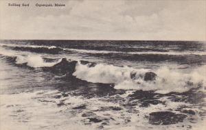 Rolling Surf Ogunquit Maine Albertype