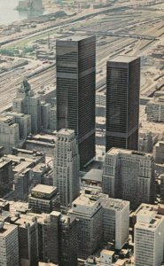 TORONTO , Ontario , 1969 ; Dominion Centre