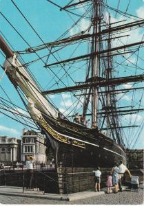 Post Card London Greenwich The Cutty Sark