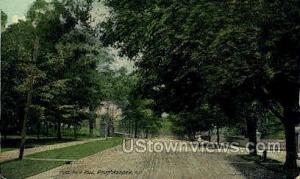 Hyde Park Road Poughkeepsie NY 1912