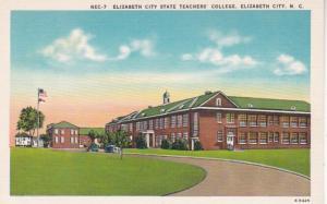 North Carolina Elizabeth City State Teachers' College