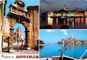 Croatia Pozdrav iz Rovinja Rovinj multiviews Panorama General view