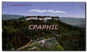 Old Postcard St. Odilienberg