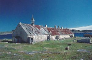 Palestine Hebron Moravian Mission Station