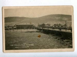 206574 NORWAY STROMSO Drammen Vintage photo postcard