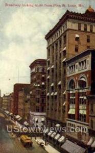 Broadway St. Louis MO Unused