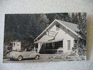 PROSPECT, OR ~ Prospect Cafe 1940s 7.5 x 4.5 original photograph. (Jackson Co)