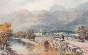 The Langdale Pikes , England , 1900-1910s ; TUCK 2725