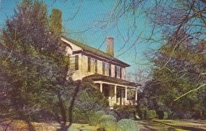 North Carolina Hillsborough The Nash Hooper House