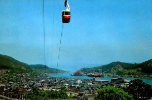 Japan - Onomichi City (Aerial Lift)