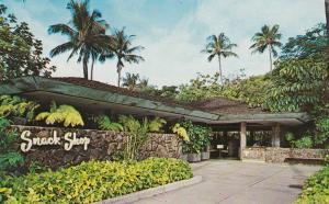 HONOLULU , Hawaii , PU-1972; Snack Shop, Kalakaua Avenue