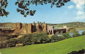 uk10575 conway castle wales  uk