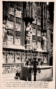 Cathedral,Tarragona,Spain BIN