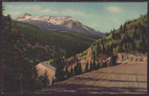 Mt Richthofen,Rocky Mountain National Park,CO