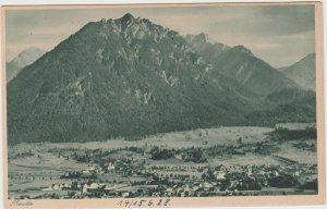 Vintage Austria alpiner kunstverlag wilhelm stempfle 1914 Postcard