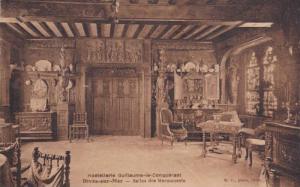 Hostellerie Guillaume-le-Conquerant, Dives-sur-Mer, Salles des Marmousets, Ca...