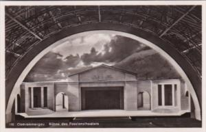 Germany Oberammergau Buehne des Passionstheaters Photo