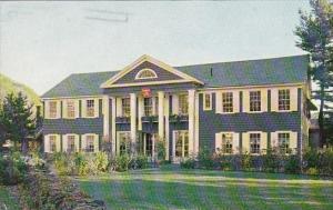 The Sweetheart Scenic Dining Shelburne Falls Massachusetts 1960