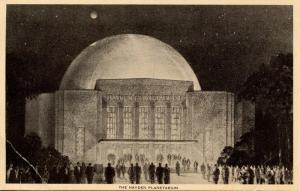 NY - New York City. Hayden Planetarium   (Astronomy)
