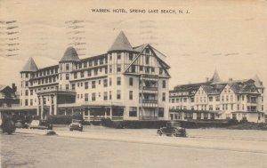 LAKE BEACH , New Jersey , 1942 ; Warren Hotel