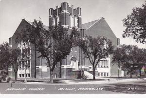 RP: McCOOK, Nebraska, 1930-50s; Methodist Church