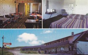 3-views,  Guy Motel Guy,  Saint-Jacques,  N.B.,  Canada,  PU-1989