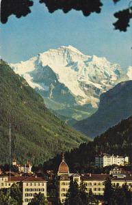 Switzerland Interlaken mit Jungfrau Photo