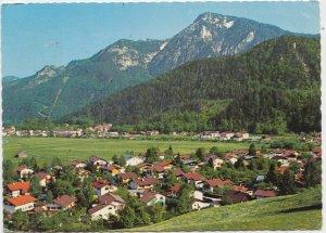 Karlstein bei Bad Reichenhall mit Predigstuhl 1641 m, Germany 1976 used Postcard
