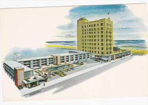 Seaside Hotel , ATLANTIC CITY , New Jersey, 1950-60s