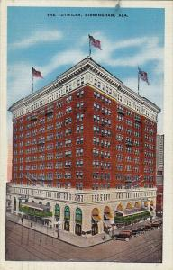 The Tutwiler, Birmingham, Alabama, PU-1936