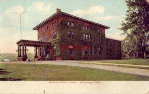 BRONSON PUBLIC LIBRARY WATERBURY, CT 1908