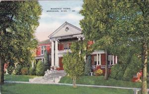 Mississippi Meridian Masonic Home