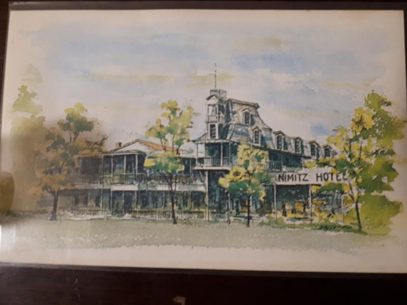 The Nimitz Steamboat Hotel